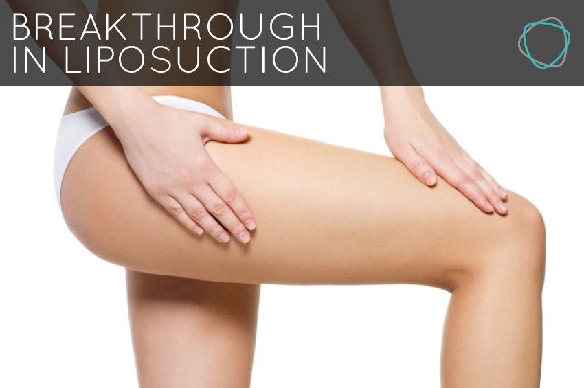 breakthrough in liposuction
