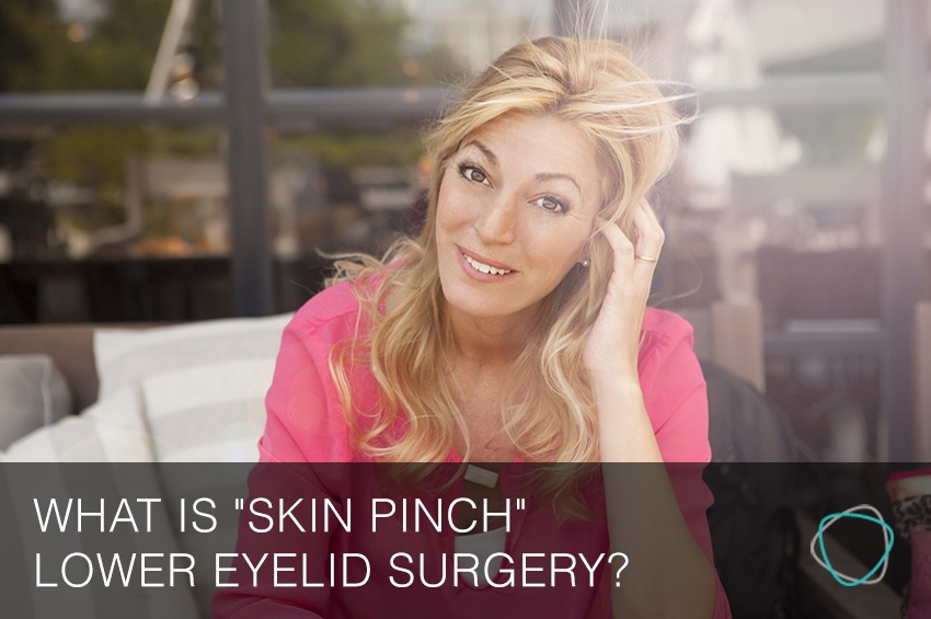 What_Is_Skin_Pinch_Lower_Eyelid_Surgery_sydney