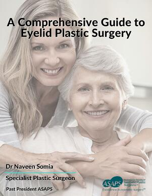 FrontCover-Comprehensive Guide to Eyelid Plastic Surgery.4