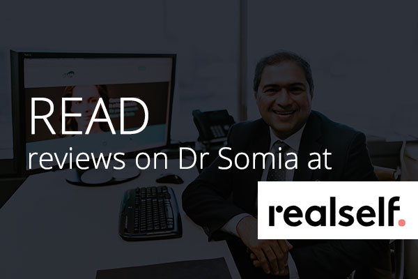 Read reviews on Dr Somia at realself