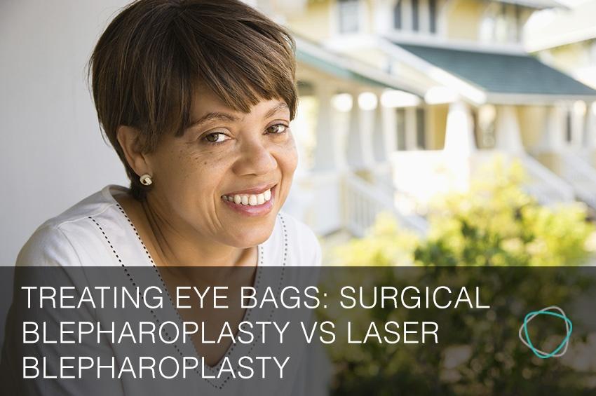 Eye Bag Removal Surgery Sydney Surgical Vs Laser
